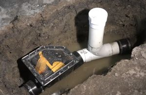 backwater valve specialists in Aurora ON