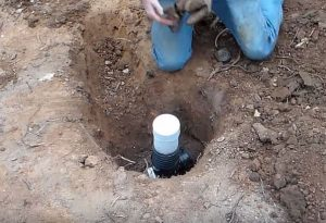 french drain repair in Cedar Valley ON